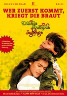 Dilwale Dulhania Le Jayenge - German Movie Poster (xs thumbnail)