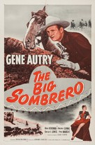The Big Sombrero - Re-release movie poster (xs thumbnail)