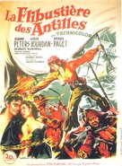 Anne of the Indies - French Movie Poster (xs thumbnail)