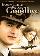 Every Time We Say Goodbye - Movie Poster (xs thumbnail)