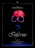 Inferno - French Movie Poster (xs thumbnail)