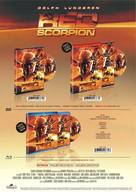 Red Scorpion - Brazilian Video release poster (xs thumbnail)