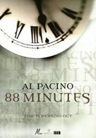 88 Minutes - DVD cover (xs thumbnail)