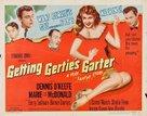 Getting Gertie's Garter - Movie Poster (xs thumbnail)