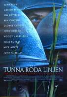 The Thin Red Line - Swedish Movie Poster (xs thumbnail)