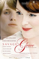 Savage Grace - Swiss poster (xs thumbnail)