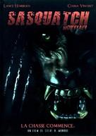Sasquatch Mountain - French DVD cover (xs thumbnail)