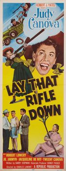 Lay That Rifle Down - Movie Poster (xs thumbnail)