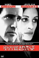 Conspiracy Theory - DVD movie cover (xs thumbnail)