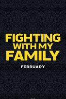 Fighting with My Family - Logo (xs thumbnail)