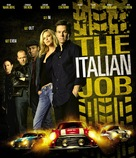 The Italian Job - Blu-Ray cover (xs thumbnail)