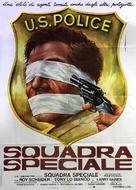 The Seven-Ups - Italian Movie Poster (xs thumbnail)