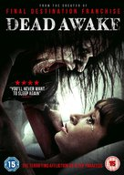 Dead Awake - British Movie Cover (xs thumbnail)