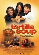 Tortilla Soup - German Movie Poster (xs thumbnail)