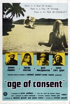 Age of Consent - Australian Movie Poster (xs thumbnail)