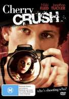 Cherry Crush - Australian DVD cover (xs thumbnail)