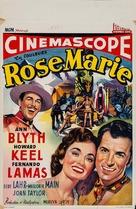Rose Marie - Belgian Movie Poster (xs thumbnail)