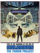 Colossus: The Forbin Project - Movie Poster (xs thumbnail)