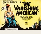 The Vanishing American - poster (xs thumbnail)