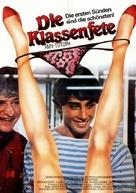 My Tutor - German Movie Poster (xs thumbnail)