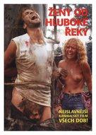 Cannibal ferox - Czech Movie Poster (xs thumbnail)