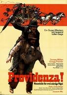 La vita, a volte, è molto dura, vero Provvidenza? - German Movie Poster (xs thumbnail)