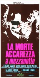 La morte cammina con i tacchi alti - Italian Movie Poster (xs thumbnail)