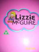 """Lizzie McGuire"" - British DVD movie cover (xs thumbnail)"
