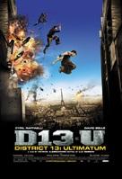 Banlieue 13 - Ultimatum - Movie Poster (xs thumbnail)