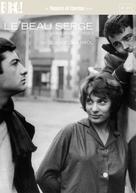 Le beau Serge - British DVD cover (xs thumbnail)