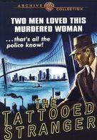 The Tattooed Stranger - DVD cover (xs thumbnail)