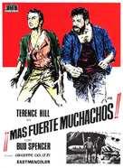 Più forte, ragazzi! - Spanish Movie Poster (xs thumbnail)