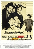 Little Miss Marker - German Movie Poster (xs thumbnail)