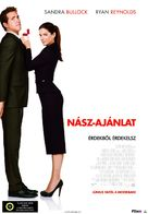 The Proposal - Hungarian Movie Poster (xs thumbnail)