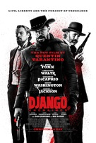Django Unchained - Theatrical movie poster (xs thumbnail)