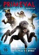 """Primeval"" - German DVD movie cover (xs thumbnail)"