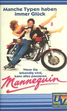 Mannequin - German VHS movie cover (xs thumbnail)