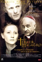 The Third Miracle - Spanish Movie Poster (xs thumbnail)
