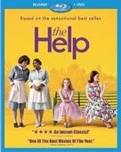The Help - Blu-Ray cover (xs thumbnail)