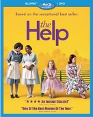 The Help - Blu-Ray movie cover (xs thumbnail)