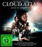 Cloud Atlas - German Blu-Ray movie cover (xs thumbnail)