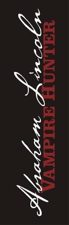 Abraham Lincoln: Vampire Hunter - Logo (xs thumbnail)