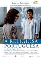 A Religiosa Portuguesa - Portuguese Movie Poster (xs thumbnail)