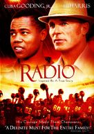 Radio - DVD movie cover (xs thumbnail)