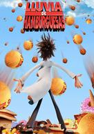 Cloudy with a Chance of Meatballs - Colombian Movie Poster (xs thumbnail)