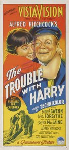 The Trouble with Harry - Australian Movie Poster (xs thumbnail)