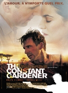 The Constant Gardener - French Movie Poster (xs thumbnail)