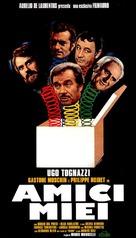Amici miei - Italian Movie Poster (xs thumbnail)