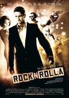 RocknRolla - German Movie Poster (xs thumbnail)