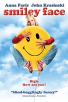 Smiley Face - DVD cover (xs thumbnail)